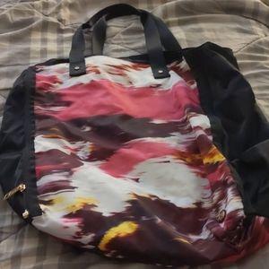 Lululemon double up tote bag